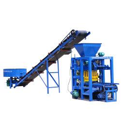 Полуавтоматический пресс для кирпича ручной Найджелом Пэйвером машина для формовки бетонных блоков4-26 Qt поставщиков