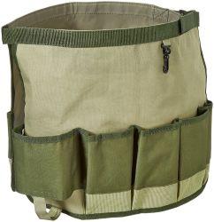 À prova de Ferramenta personalizado Piscina Jardim Saco Caddy da Caçamba Ferramenta Jardim Tote Home Organizer poderoso Bag sacola de armazenamento a caçamba a ESG10164