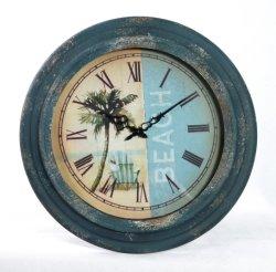 卸し売り中国の円形の柱時計型の壁の芸術