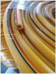 8.5Mm flexible de pulvérisation d'alimentation/ Air haute pression du tuyau flexible en PVC Polyester renforcé 3 couches 5couches