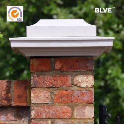 Bon prix Triage de plein air la pierre décorative pilier Caps pour chambre Mcy-34