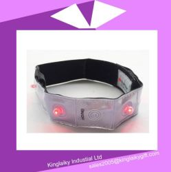 Bracelet de sécurité réfléchissant à LED pour le transport Ksv017-006