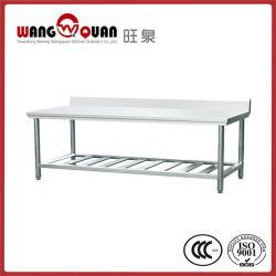 Het Type Worktable van Ladder van het Keukengerei van de Keuken van het roestvrij staal