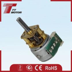 Mini motore 5V di RoHS/CE 15mm passo passo per le macchine fotografiche elettriche