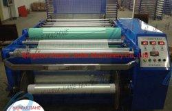 Le gauchissement Échantillon Échantillon de la machine Machine draps en coton de dimensionnement de la laine avec un bon prix pour les petites Utilisation de la capacité