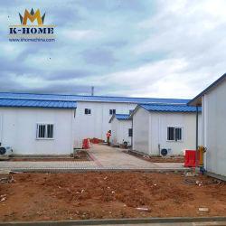 Escola Modular Portable a construção do prédio