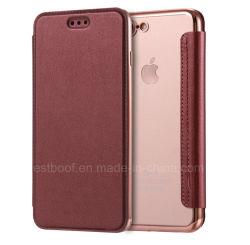 Самый новый PC с кожаный iPhone 7/7plus случая мобильного телефона