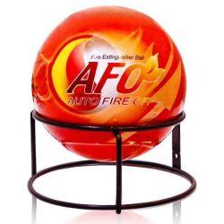 1.3Kg en polvo de extintor automático de lanzar la bola colgando de la fábrica del extintor venta Elide/AFO extintor de incendios y extinción de incendios de dióxido de carbono/valv