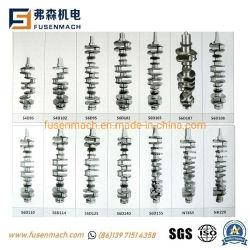 小松S4d95 S4d102 S6d95 S6d102 S6d105エンジンのためのクランク軸