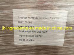 Formiato CAS no. 540-69-2 dell'ammonio