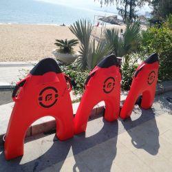 Surfboard nouveau Racing Surfboard adulte, les enfants du ski nautique Surf Board avec double hélices, les moteurs