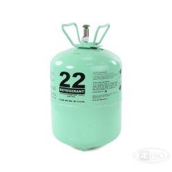 Baixo preço do gás Freon R22, 13.6kg de gás refrigerante Freon R22