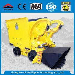 Schalthebel-Schaufel-Rad-Ladevorrichtungs-Bergbau-Gebrauch-Schienen-Ochse-Laden-Maschine