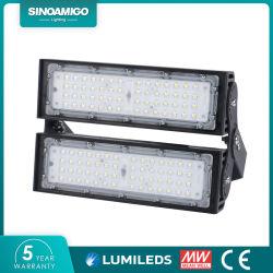 Светодиодный прожектор Освещение на стену 50W-1500W регулируемый угол наклона для архитектуры, бар