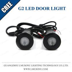Alquiler de proyector de láser LED de luz de la sombra fantasma Logotipo de la luz de la puerta de bienvenida