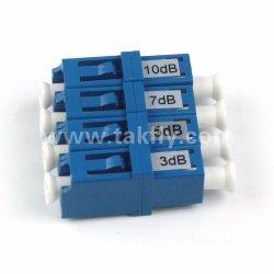 Atenuador Multi-Mode da fibra óptica de LC/Upc 3dB