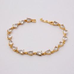 Nuevos pulseras de cristal de diamante de la moda para niñas