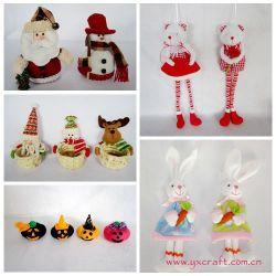 新年の装飾、休日の装飾の祝祭の製品