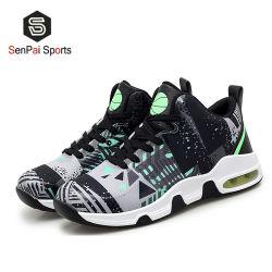 Os Homens do calçado masculino de alta qualidade Calçado de desporto mulheres tênis de basquete