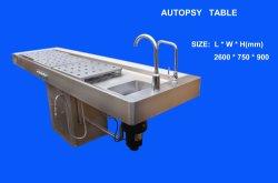 Autopsie-Tabelle (einzelner Körper und L Art)