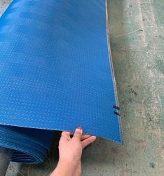 Excelente conductividad de poliéster de hilos cinta transportadora de filtro antiestático