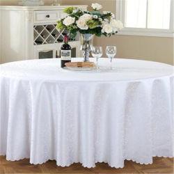Tapa de la mesa un mantel de tela Mantel de algodón textil de alta calidad con material de algodón de la Mesa las servilletas con diferente diseño