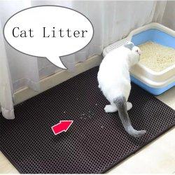 Водонепроницаемый чехол для серии EVA прочного Cat помет сорт Треппер двойной слой треппинг помет коврик дизайн ПЭТ-Pad коврик