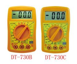 Multimètre numérique (DT DT730B730C) Tableau de bord électronique Multi-Meter