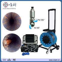 Vertical de CCTV video submarino tubo de perforación de pozos de inspección de la cámara (V8-3288PT-2)