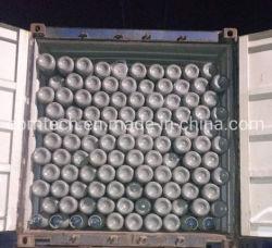 Los cilindros de gas de HP 40L de oxígeno y dióxido de carbono/helio-argón y nitrógeno/No2/Aire Industrial médica