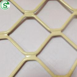 Rejilla de aluminio de diamantes Amplimesh antirrobo Mag Net Proveedor