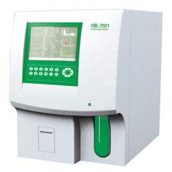 Les tests sanguins Portable 3 pièces entièrement auto de l'hématologie de l'urine de l'analyseur analyseur analyseur cliniques en hématologie
