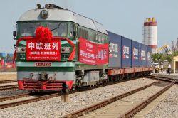 De dienst van de Spoorweg (DDP) van China aan Europa is Verantwoordelijk voor Inklaring, Tol, Thuisbezorging (Tsjechische Republiek. Polen)