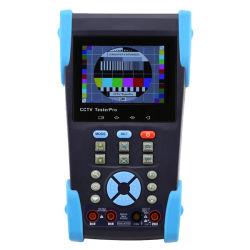 """CCTV 검사자 L-T2623t -3.5 """" TFT LCD 의 IP&Analog 사진기 테스트, 시각적인 결함 거주 (L-T2623T)"""