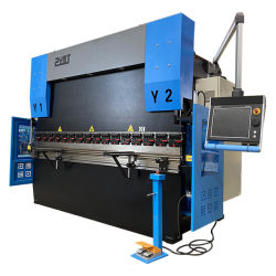 Pers Brake machine, hydraulische drukrem, CNC Press Brake, Servo Hybrid Press Brake, Sheet Matel Buigmachine 3-8 as met CE-certificering
