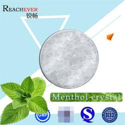 La USP/BP/jp grado Crystal mentol para dar sabor y aroma