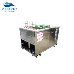 Roestvrij staal grote industriële ultrasone spuitgietmachine voor reiniging Olie/roest/oxide