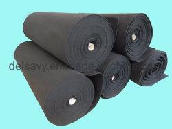 Los filtros de rollos de carbono de poliéster Non-Woven