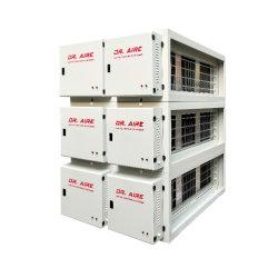 Dr Aire restos de cozinha ventilação fumos precipitador eletrostático do sistema de filtragem