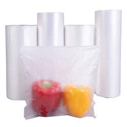 PLA 슈퍼마켓 롤링백 생분해성 과일 및 야채 식품 롤에 가방