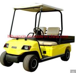 4 Siège Electric Mini Go Kart adulte de 2 places alimenté par batterie voiturette de golf