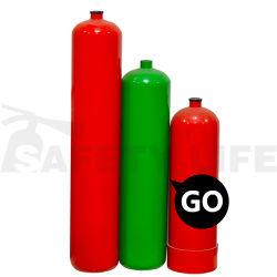 سعر مذهل للغاز الفارغ 3 كجم 4.5 كجم لطفاية حريق ثاني أكسيد الكربون الأسطوانة