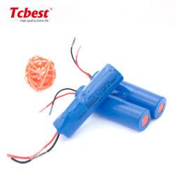 太陽ライトのための工場または製造業者3.2V 18650李Fepo4のリチウム電池
