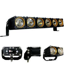 Kit Modular 4X4 500W Car Offroad Barra de luz LED Pod