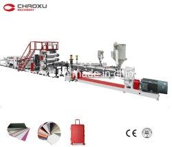 Chaoxu-ABS PC Máquina de maleta de A a Z na sala a linha de produção /máquina de extrusão de folhas de plástico
