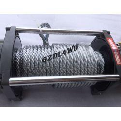 8000lbs 4X4 off road malacates eléctricos para todas las marcas de coches