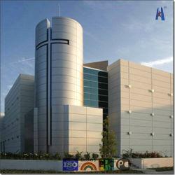 경쟁가격 ACP Megabond PE PVDF 알루미늄 또는 알루미늄 합성 위원회