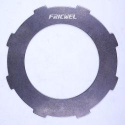 Fricwel Auto Parts de acero interno de la placa de acoplamiento de Komatsu la placa de embrague FM2724MP precio de fábrica TS16949 ISO9001