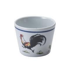 Xícara de chá de melamina/Bela Copa do Galo (GM659)