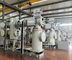 Interruttore ad alta tensione dell'apparecchiatura elettrica di comando di Insualted del gas Sf6 per il trasporto di energia